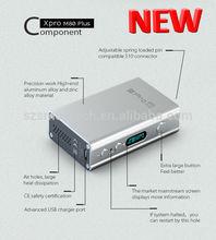 2015 most popular box mod!!! smok xpro m80 plus box mod capable of 0.2ohm, vape while charging!