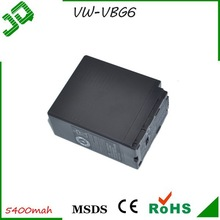 High Quality Replacement Video Camera Battery for PANASONIC VW-VBG6