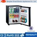 Absorção de hotel tipo frigobar geladeira de bebidas, aparelho hotel mini-bar frigorífico