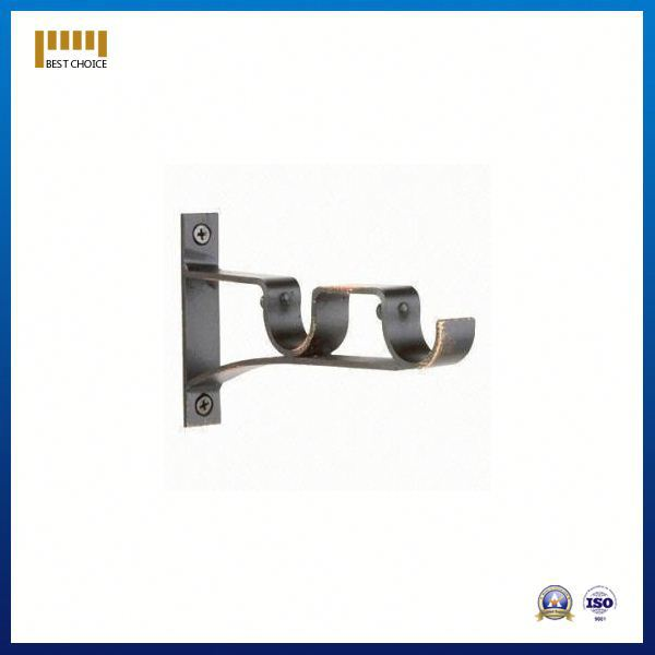 Wall mount mirror brackets