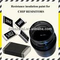 Résine liquide résistance isolant peinture pour pavé résistif
