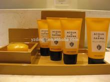 cosmetic hotel shower gel /50ml hotel shampoo /jetway inverted shampoo