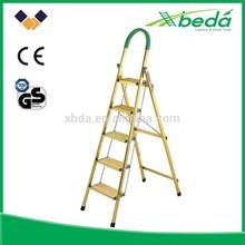 3 steps folding step ladder aluminum ladders parts aluminum folding scaffold aldi(MD-831)