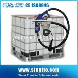 Urea Chemical 12v dc&ac 40L/min 40psi Adblue Urea Water Transfer Pump