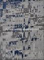 2015 hecho a máquina de alfombras de área de la alfombra con un diseño moderno