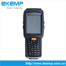 EKEMP Android OS RFID Reader with Industrial IP65 X6
