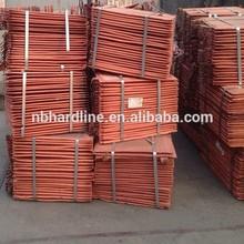 Sel Copper Cathodes Copper cathode 99.99% great suppliers hot p