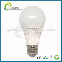 LED e27 base 7w,9w,10w,12w reliable quality good performance ra80 ce rohs ,led 1000 lumen e27