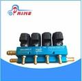 bico de injeção de pressão de gpl sequencial kit de conversão gpl injector de combustível para oem tr3 trilho auto injetor de gás