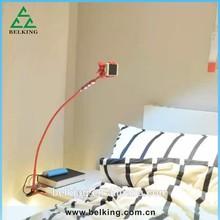 Mobile phone Lazy Bed Desktop Wall Mount Stand Holder for tablet