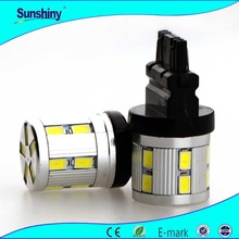 2015 Newest auto super bright S25 1156 1157, T20 7440 7443 3156 3157 3535 smd led t20 w21/5w 7443 car led turn light bulbs