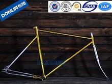 Newest design high quality fixed gear bike frame