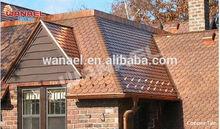 fish scale roof tile/copper roof shingle/copper asphalt roof tile