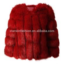 High quality women winter fur coat mink coats from china