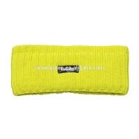Cold Weather Headband Wool Acrylic Strip Knitted Headband
