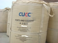 jumbo bag Portland cement PI52.5 from cement factory for sale