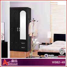 W982-48 modular bedroom wardrobe