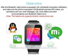 smart bluetooth mobile watch bluetooth wifi smart watch