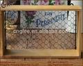 caliente la venta de madera de china estante de exhibición de la joyería