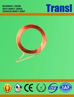 Air Core Inductor Coil, 14.9 microH 3.7 Ohms induction coil