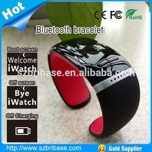Best selling L12S smart bluetooth bracelet health sleep monitoring wifi GPS watch bracelet