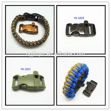 1/2 pom material safety buckle,adjustable buckle for car seat belt