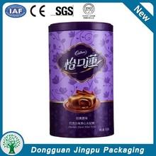 Tinplate coffee tin box manufacturer
