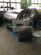 double door autoclave steam sterilizer