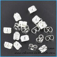 Earring Back Silver Earring Stoppers