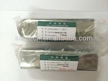 Polymerization Catalyst Raw Material Germanium Metal , Pure Zone-refined 5N Germanium Ingot