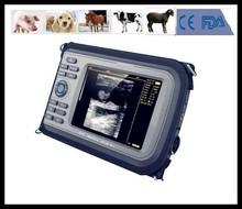 MSLVU04W cheap portable vet ultrasound machine(bovine, sheep, equine.etc)/veterinary ultrasound scanner