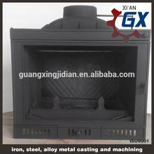 cast iron stove leg