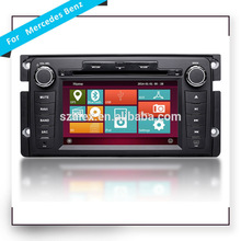 ALEX Car Navigation System for Mercedes Benz Smart Fortwo with GPS CANBUS