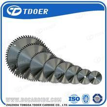 hard metal saw blade/carbide alloy saw blade