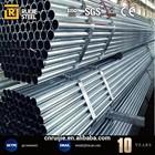 EN39 48.3mm galvanized scaffolding tube/steel scaffolding pipe weights