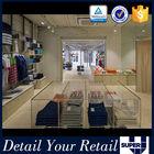 Customize glass shop design