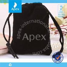 velvet bags for packing gift