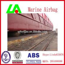 Dia.1.5M x 18M Marine Airbag Use For Salvage Pontoon Boat/ airbags