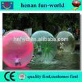 Bola del zorb agua/waterpoloelementos bola/bola inflable del agua bola del agua caminando pelota