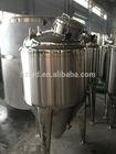 Conical fermenter, fermentation equipment, industrial fermentation
