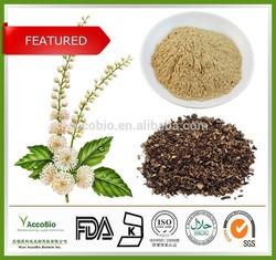 100% Natural Black cohosh extract, Black cohosh herb extract, Black cohosh extract powder