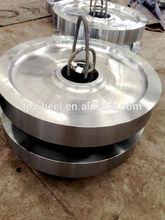 International standard railroad wheel for railway of hot sale