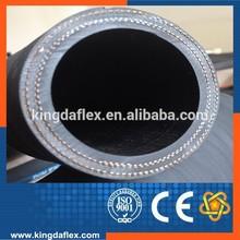 flexible 150 psi abrasion resistant NR material sand blast hose