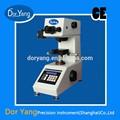 De alta cualificación dor yang mhv-10z digital de la dureza vickers probador digital de la dureza máquina universal de ensayos de la dureza del pene