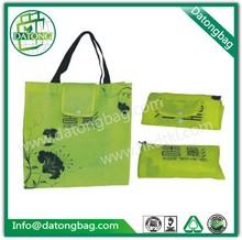 Portable foldable non woven bag/cute shop bags/foldable shopping bag
