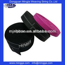 Top grade elastic ribbon jacquard webbing for wholesale