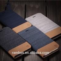 Folio Cellphone Standing Leather Wallet Card Holder Smart Flip Case for Vivo I710 I370