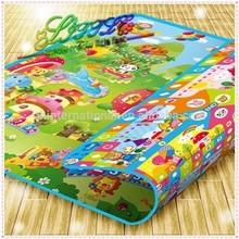 2015 hot sale tapetes infantil baby mat puzzle activity baby