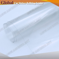 3 Layers Glossy Paint Protection Vinyl Film Transparent