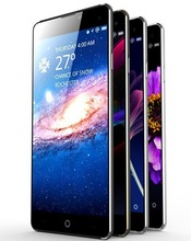 China Mobile Phone Black G7 Elephone RAM 1GB ROM 8GB 13MP+8MP Camera 5.5 Inch HD IPS Screen MTK6592M 1.4GHZ Octa Core Smartphone